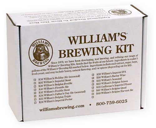 Black IPA Home Brewing Kit