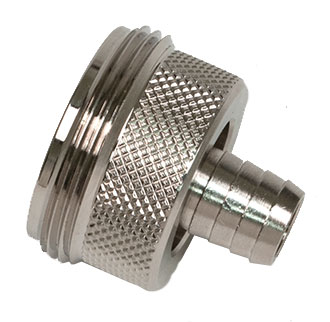 Shank Flushing Adapter